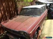 Fiat 2300 Wagon for Sale