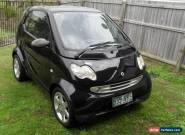 SMART FORTWO 2006 700CC TURBO for Sale