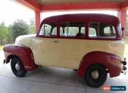 1951 Chevrolet Other Pickups SUBURBAN 3100 for Sale