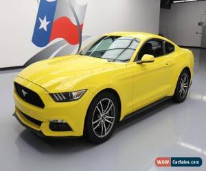 Classic 2015 Ford Mustang for Sale