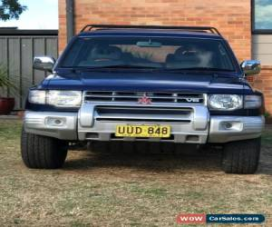 Classic mitsubishi pajero GLS 4WD LOW KMS ONLY 104141 kms for Sale