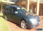 2004 Subaru Liberty 4GEN 3.0l waggon 5 door spts  auto 5 spd AWD for Sale