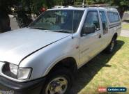 Holden Rodeo LX 2000 Space Cab P/Up 4 SP Automatic 3.2 PETROL WITH CANOPY for Sale