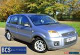 Classic 2007 07 Ford Fusion 1.4  Zetec Climate 5DR In Tonic Blue LOW MILES  for Sale