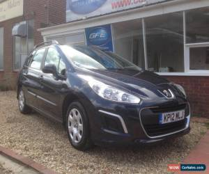 Classic 2012 12 Peugeot 308 SW 1.6HDi Access TURBO DIESEL FINANCE AVAILABLE  for Sale
