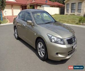 Classic 2008 Honda Accord VTi Automatic 4 Door Sedan 2.4L 4CYL - 156586Kms-April 18 Rego for Sale