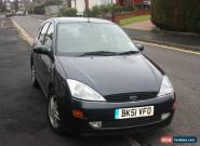 2001(51) Ford Focus 1988cc - Used Daily & Excellent Runner - MOT 2016 for Sale