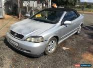 holden astra, convertible for Sale