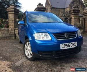 Classic 2005 (55) Volkswagen Touran 2.0TDI ( 7st ) 2005MY SE for Sale