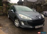 2007 (57) Peugeot 308 1.6HDi ( 90bhp ) S for Sale