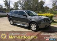 Ford Territory 2007 Wagon 6sp Auto Metallic Black for Sale