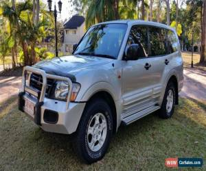 Classic Mitsubishi Pajero Diesel GLS 7 seater NM GLS for Sale