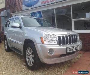 Classic 2006 56 Jeep Grand Cherokee 3.0 CRD V6 Overland FINANCE AVAILABLE  for Sale