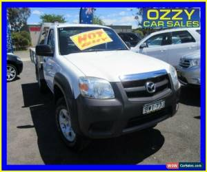 Classic 2011 Mazda BT-50 09 Upgrade Boss B3000 DX (4x4) White Manual 5sp M Cab Chassis for Sale