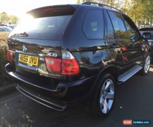 Classic 55 REG BMW X5 3.0D SPORT LEATHER, SAT NAV, PAN ROOF, H/E/SEATS STUNNING SPEC for Sale