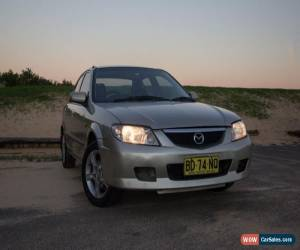 """Classic Mazda 323 - Protege Shades 1.8 manual 2003 - 15"""" alloys - Cruise control etc. for Sale"""