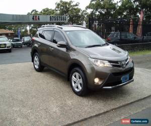 Classic 2013 TOYOTA  RAV4 GXL ZSA42R AUTO 5 SEATER WAGON for Sale