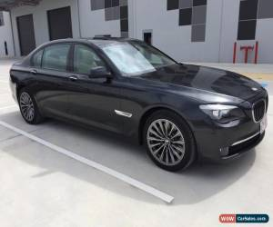 Classic 2010 BMW 750LI LWB 4.4L TWIN TURBO V8 LUXURY 7 SERIES for Sale
