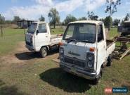 1970's Honda TN360 utes x 2, air cooled motorbike engine, ultra rare for Sale
