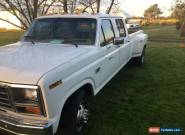 F350 1985 12V  turbo Cummins diesel auto LHD for Sale
