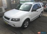 ford territory 7 seater for Sale