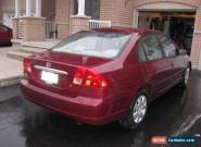 Honda: Civic LX-SPORT for Sale
