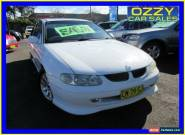 1997 Holden Commodore VT S White Automatic 4sp A Sedan for Sale