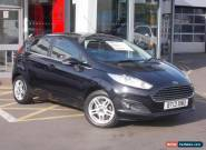 2013 FORD FIESTA 1.0 EcoBoost Zetec 5dr for Sale