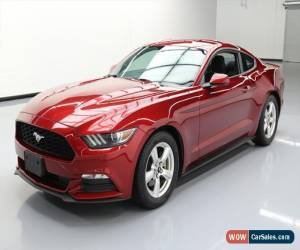 Classic 2015 Ford Mustang V6 Coupe 2-Door for Sale