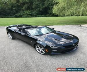 Classic 2016 Chevrolet Camaro 2SS convertible for Sale