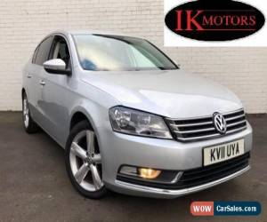 Classic Volkswagen Passat 2.0 TDI 140ps BlueMotion Tech 2011 SE Diesel Manual Silver for Sale