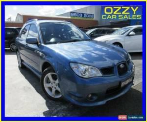 Classic 2006 Subaru Impreza MY06 2.0R (AWD) Blue Manual 5sp M Hatchback for Sale