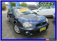 2004 Subaru Impreza MY05 RS (AWD) Blue Automatic 4sp A Hatchback for Sale