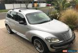 Classic Silver PT cruiser for Sale