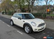 2010 MINI Hatch 1.6 One 3dr for Sale