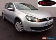 Volkswagen Golf 1.4 80ps 2009 S Petrol Manual Silver for Sale