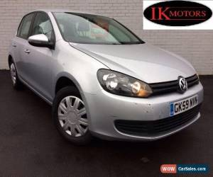 Classic Volkswagen Golf 1.4 80ps 2009 S Petrol Manual Silver for Sale