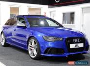 Audi RS6 Avant 4.0 TFSI ( 560ps ) Tiptronic 2014MY quattro for Sale
