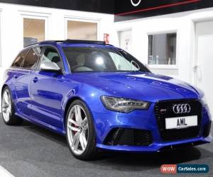 Classic Audi RS6 Avant 4.0 TFSI ( 560ps ) Tiptronic 2014MY quattro for Sale