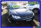 Classic 2005 Subaru Liberty MY05 3.0R Blue Automatic 5sp A Sedan for Sale