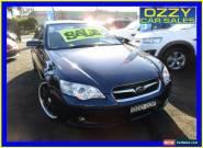 2005 Subaru Liberty MY05 3.0R Blue Automatic 5sp A Sedan for Sale