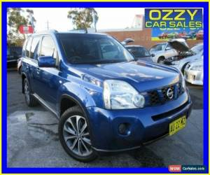 Classic 2008 Nissan X-Trail T31 ST (4x4) Blue Automatic 6sp A Wagon for Sale