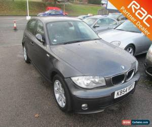 Classic 2004 BMW 1 Series 120 Hatch 5Dr 2.0d 163 SE 6 Diesel grey Manual for Sale