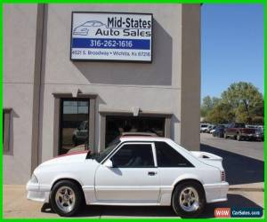Classic 1991 Ford Mustang GT for Sale