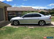 Holden Commodore VY S 2002 for Sale