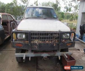 Classic 1986 Toyota Hilux for Sale