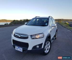 Classic 2013 Holden Captiva for Sale