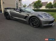 2016 Chevrolet Corvette 2lz package for Sale