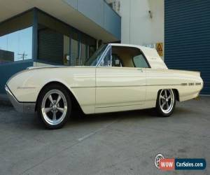 Classic Ford Thunderbird for Sale
