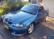 Holden Commodore 02' SS Ute, 5.7L, Dark Blue for Sale